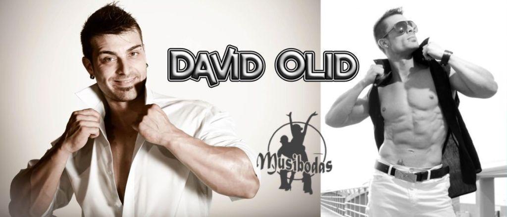David Olid, uno de nuestros strippers en Lloret de Mar