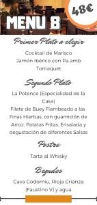 Restaurantes para despedidas Platja d'Aro