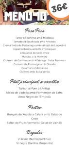 Restaurants per comiats de solter a Platja d'Aro