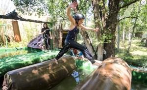 Campamento Rioloco, la gimkana de Hostalric. Una idea genial para tu despedida