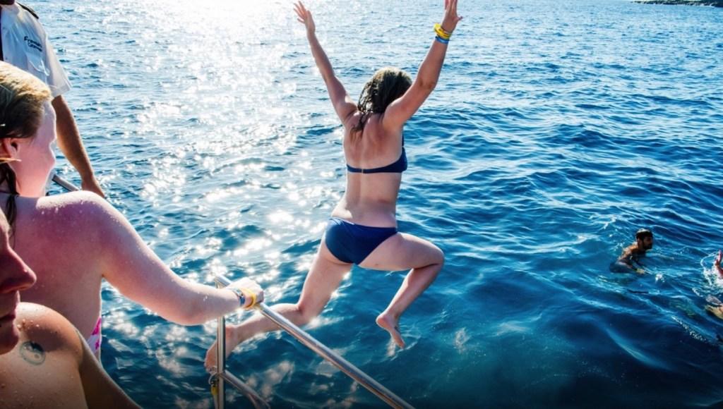 Tenerife Fiestas en barco para despedidas de soltero