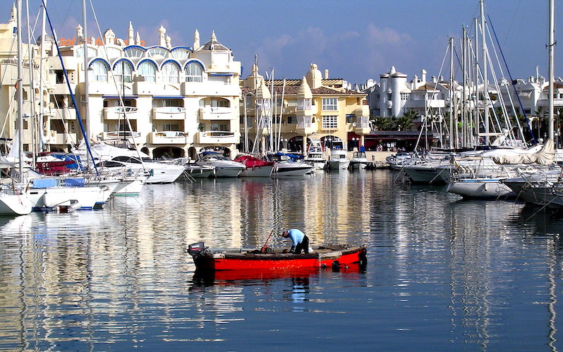 Benalmádena en Málaga