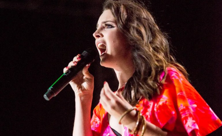 """Lana Del Rey Teases New Album With Clip of New Song """"Happiness is a Butterfly"""""""