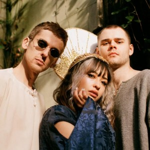 """Kero Kero Bonito announces new EP Civilization II for release in April 2021 and shares new song """"Princess and the Clock"""""""