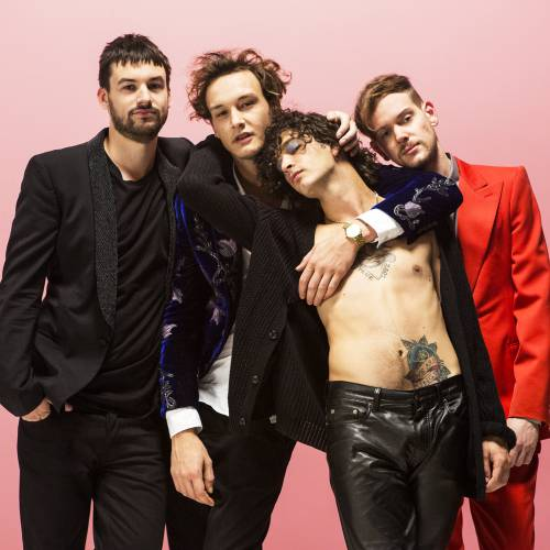 Matt Healy Thinks The 1975 Are Banned From Dubai After He Kissed A Male Fan