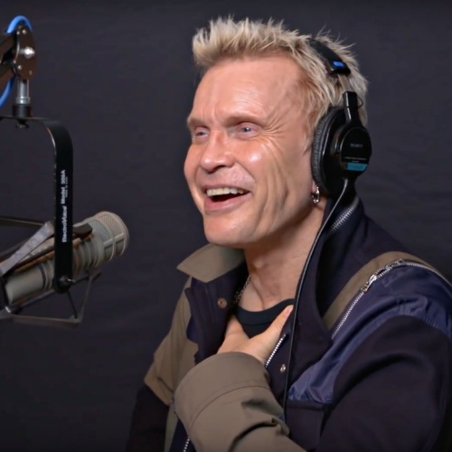 Billy Idol Used To Live Like The 'world Was Going To End Tomorrow'