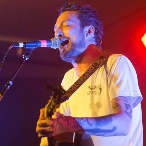 Frank Turner Says His New Album 'no Man's Land' Is Going To 'save His Social Life'