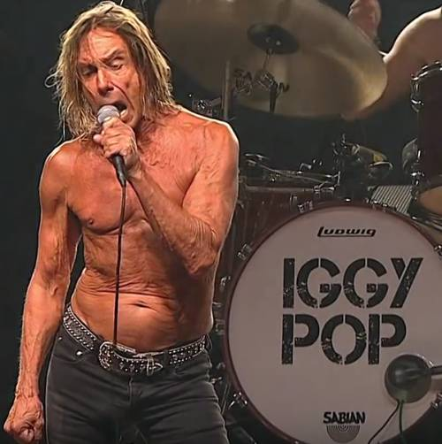 Iggy Pop Nearly Quit Music After Being Left 'drained' By Touring