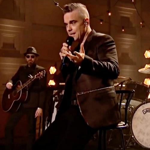 Robbie Williams Has Teased New Music