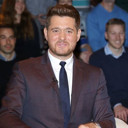 Michael Buble Gearing Up For 'funny' Super Bowl Ad