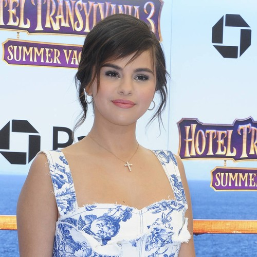 Selena Gomez Steps Out To Celebrate Best Friend's Bridal Shower