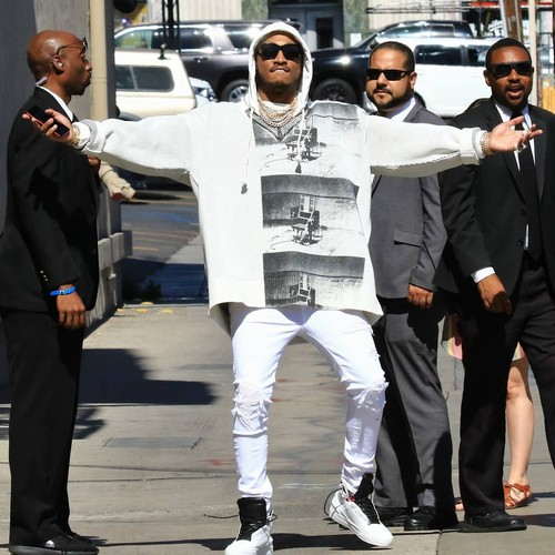 Future: 'i've Got No Problems With Ciara Or Russell Wilson'