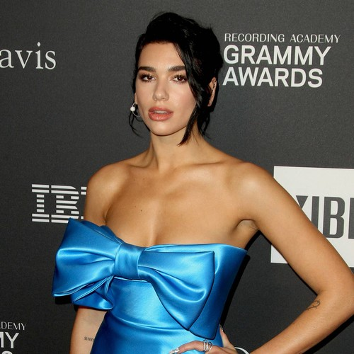 Dua Lipa In Row With Boyfriend At Grammys After-party - Report
