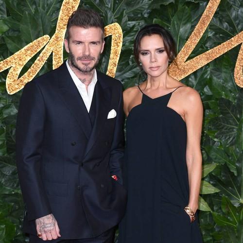Victoria Beckham Says Her Messy Ways Give Husband David 'panic Attacks'