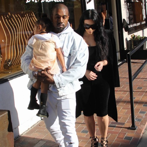 North West Steals The Show At Dad Kanye's Sunday Service With Epic Dance Moves
