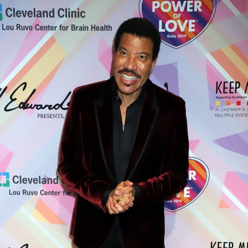 Lionel Richie Joins Prince Charles' Charity As Ambassador