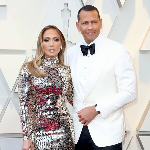 Newly-engaged Jennifer Lopez: 'we're Really Happy!'