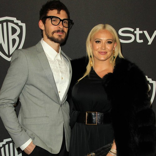 Hilary Duff And Boyfriend Matthew Koma 'scare Off' Intruder At Home
