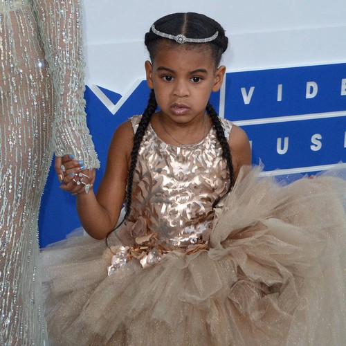 Blue Ivy Carter Tells 'corny Joke' In Adorable Instagram Clip