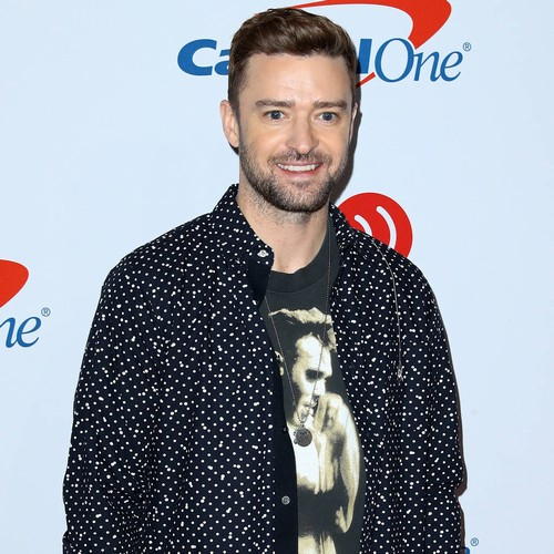Justin Timberlake Honours Masters Champion Tiger Woods With Time Essay