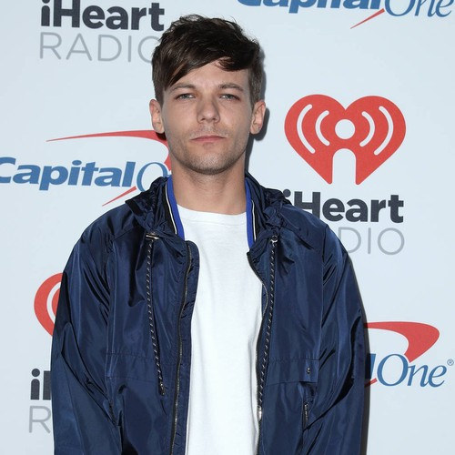 Louis Tomlinson Back In The Studio After Mourning Sister's Death