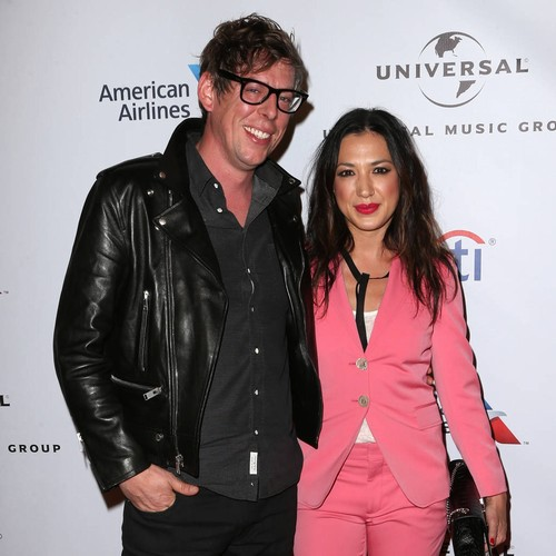 Patrick Carney And Michelle Branch Wed