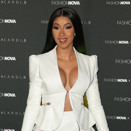 Cardi B Leads Bet Nominations With Seven Nods