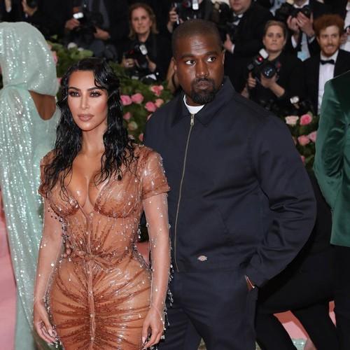Kim Kardashian And Kanye West Introduce Newborn Son Psalm West