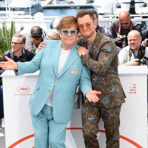 Taron Egerton: 'elton John Got Really Emotional At Rocketman Premiere'