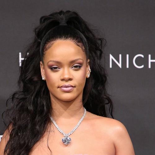 Rihanna Feeling Pressure To Make Luxury Fashion Brand A Success