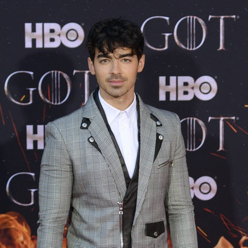 Joe Jonas Rings In His 30s With Plane Party