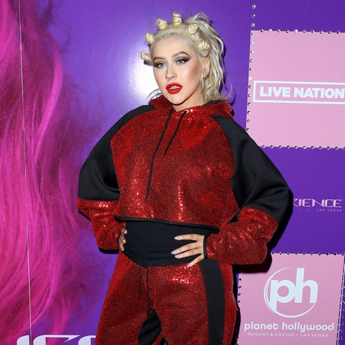 Christina Aguilera Credits Mulan Song For 'jumpstarting' Her Career