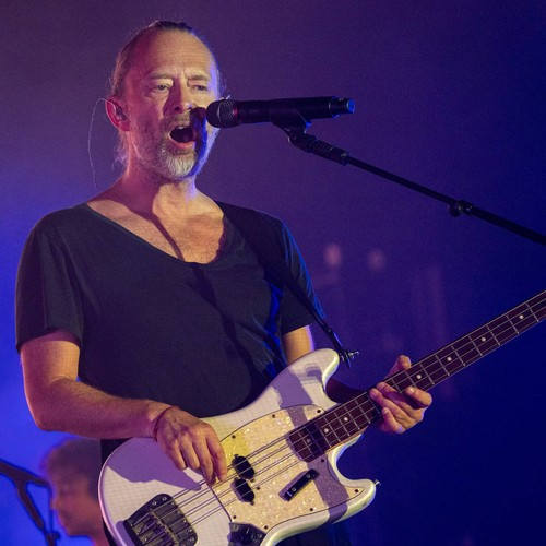 Thom Yorke Curating Magazine In Aid Of Greenpeace