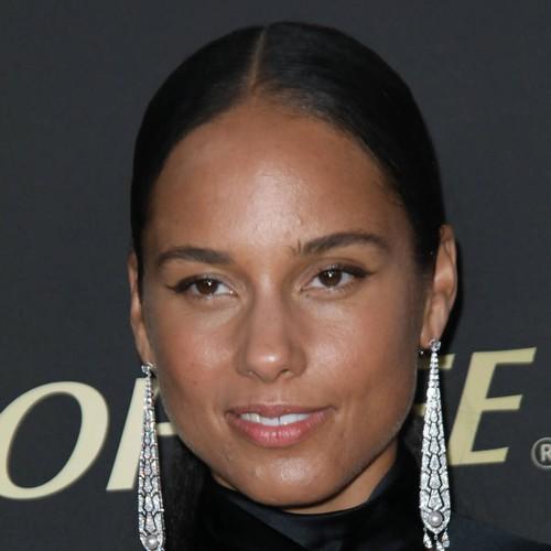 Alicia Keys 'embarrassed' By 2002 Grammy Wins