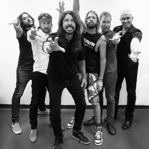 Foo Fighters Are Planning To Release A New Album Next Year