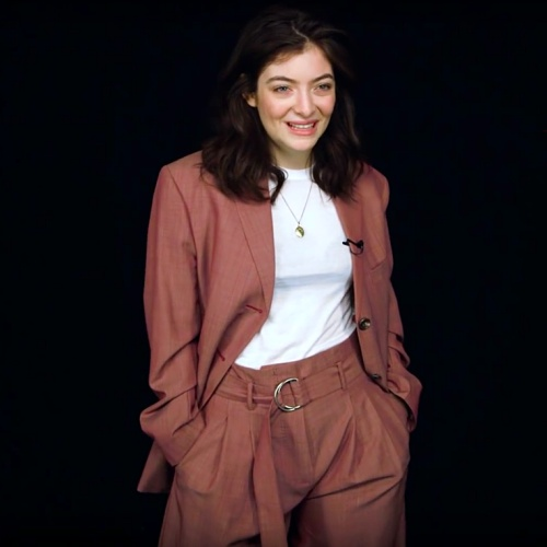Lorde Has Confirmed That Her New Album Is Getting Close