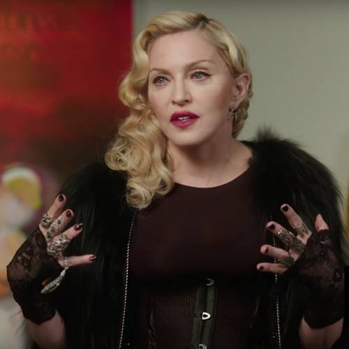 Madonna Wants To Meet Pope Francis