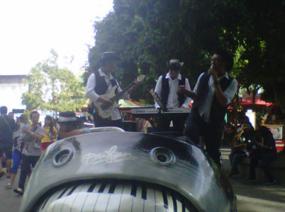 Sewa Organ Tunggal, Parade