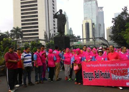 Car Free Day Fun Walk IPEMI Jakarta