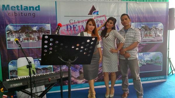 Sewa Organ Tunggal Acara Celebration Metland Cibitung Cluster De Azzura