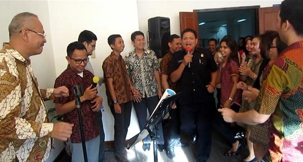 Sewa Organ Tunggal AcaraKantor PT Asuransi Jasa Indonesia