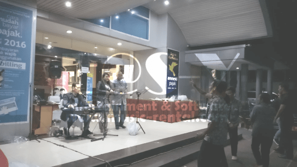 Sewa Organ Tunggal Acara Syukuran KPP Jakarta Easy Entertainment