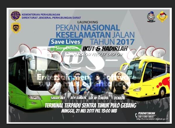 Sewa Organ Tunggal Acara Launching Dishub Terminal Terpadu Pulo Gebang Jakarta