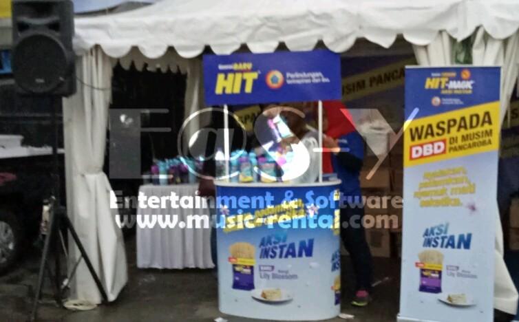 Sewa Organ Tunggal Promosi Produk Event Pasar Gebrak
