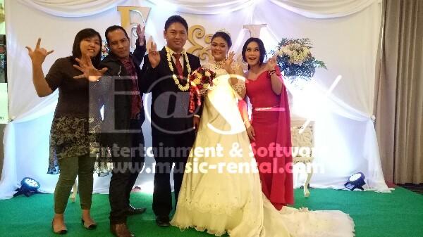 Sewa Jasa Organ Tunggal Pernikahan Jabodetabek