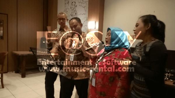 Sewa Organ Tunggal Gala Dinner STMT Trisakti
