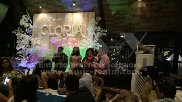 Sewa Organ Tunggal Birthday Party Di Resto Jakarta Selatan Eastern Opulence
