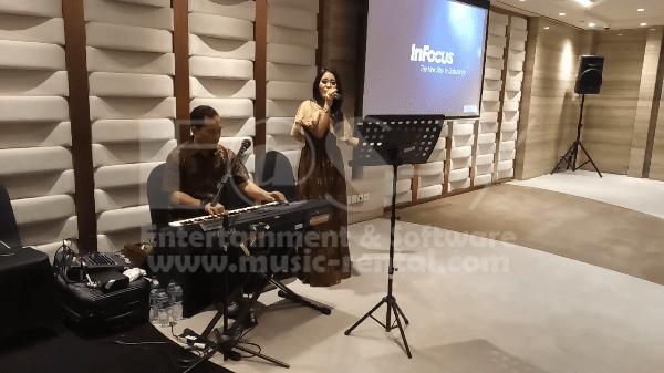 Sewa Organ Tunggal di Wahid Hasyim Jak Pus Hotel Ashley