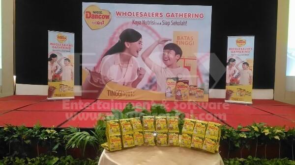 Sewa Organ Tunggal Gathering Nestle-Dancow di Hotel Horison Bekasi