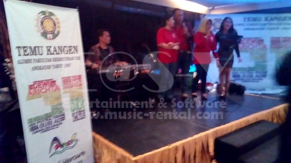 Sewa Organ Tunggal Temu Kangen Reuni Alumni FK USU Angkatan 87
